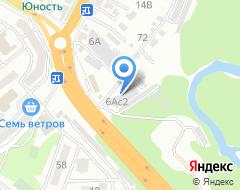 Компания Востокшинторг на карте города