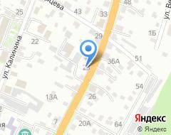 Компания Экспресс-Сервис на карте города