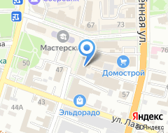 Компания Бульвар на карте города