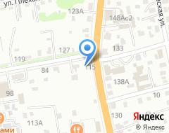 Компания Адвокатский кабинет Тимофеевой С.В. на карте города