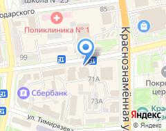Компания Pink boutique на карте города