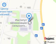 Компания ПГСХА Приморская Государственная Сельскохозяйственная Академия на карте города