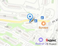 Компания Аллион, малярно-кузовной автосервис на карте города