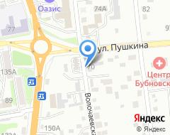 Компания Лайнер на карте города