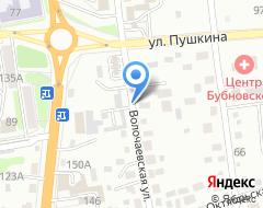 Компания Автомойка на карте города