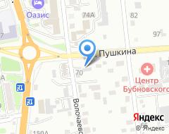 Компания Ретро на карте города