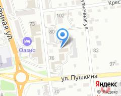 Компания Спецназ на карте города