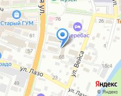 Компания Бизнес-Альянс на карте города