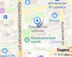 Компания 5 звезд на карте города