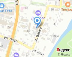 Компания Финансовый Эксперт-ДВ на карте города