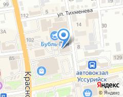 Компания Валеолог на карте города