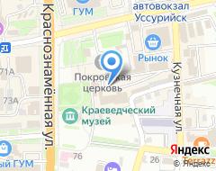 Компания Три Ш на карте города