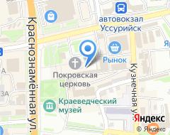 Компания Трикотаж на ул. Чичерина 84 на карте города