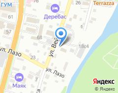 Компания Пит-стоп на карте города