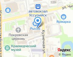 Компания Универсальный магазин на карте города