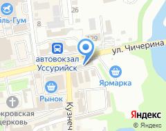 Компания Империя детства на карте города