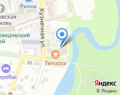 Компания Центр БИС на карте города