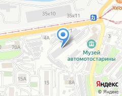 Компания Авто Рык на карте города
