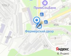 Компания Автоточка на карте города