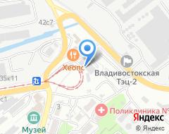 Компания Wheel на карте города