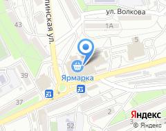 Компания Сервис GSM на карте города