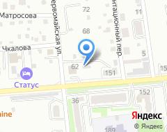 Компания Автостоянка на Первомайской на карте города