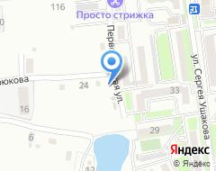 Компания Кадзоки на карте города