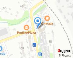Компания Темп на карте города