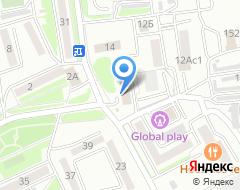 Компания Рыбомиров на карте города