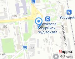 Компания Адвокатские кабинеты Гориной А.А. и Гаврилюк А.С на карте города