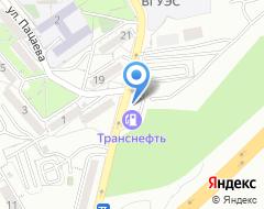 Компания Mobilе 1 на карте города