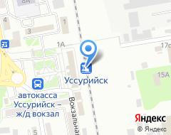 Компания Автостоянка на карте города