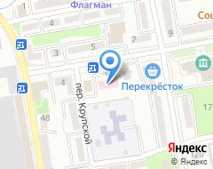 Компания НиваХлеб на карте города