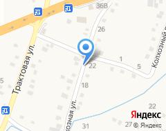 Компания МАКСИМ на карте города