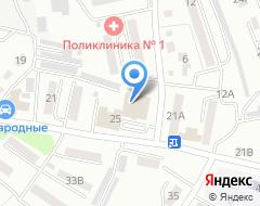 Компания Торопова И.Н. на карте города