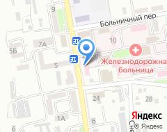 Компания Адвокатская контора №35 на карте города