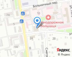 Компания АллалиТ на карте города