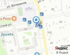 Компания Хлеб из Корсаковки на карте города