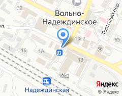 Компания Пчёлка на карте города
