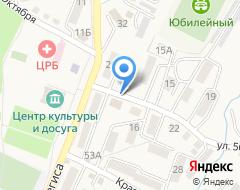 Компания Центр занятости населения с. Вольно-Надеждинское на карте города