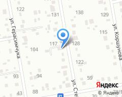 Компания ГАРАЖ на карте города