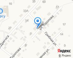 Компания СпецАвтоСтрой-ДВ на карте города