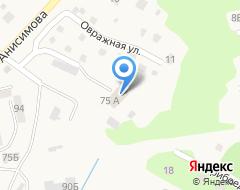 Компания Примгидрогео на карте города