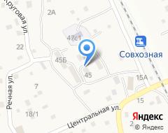 Компания Отделение почтовой связи №90 на карте города