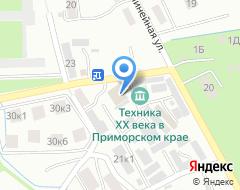 Компания Автокомплекс на карте города