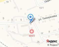 Компания Ольга продуктовый магазин на карте города