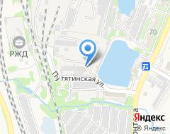 Компания ДальСнаб на карте города