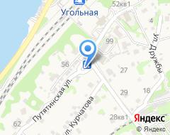 Компания Киберкасса на карте города
