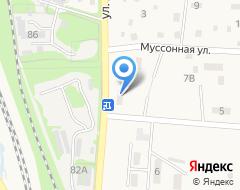 Компания Автоцентр на карте города