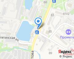 Компания Аралия на карте города